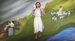 Good shepherd image
