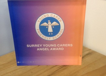 St. Paul's Young Carers Angel Award