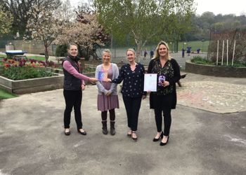 St Marys Young Carers Angel Award